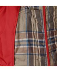 Belstaff Red Longston Jacket