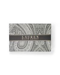 Ralph Lauren | Metallic Acadia Slim Wallet | Lyst