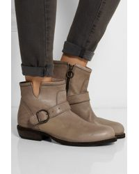 Fiorentini + Baker - Brown Chad Carnaby Leather Ankle Boots - Lyst
