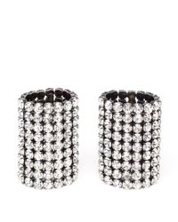 Vetements | Metallic Crystal Cuffs | Lyst
