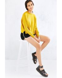 Silence + Noise | Yellow Shiloh Sweater | Lyst