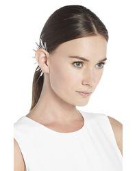 BCBGMAXAZRIA Metallic Spike Ear Cuff