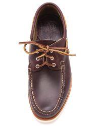 Eastland Brown Milo Usa Deck Shoes for men
