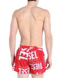 DIESEL - Red Bmbx-reef-30-s for Men - Lyst