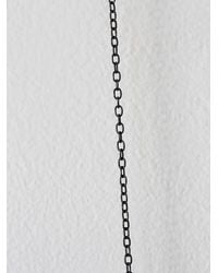 Free People - Blue Wanderluster Souls Necklace - Lyst