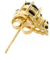 Iosselliani - Black 'all That Jewels' Earrings - Lyst