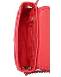 Tory Burch - Red Marion Mini Leather Cross-Body Bag - Lyst