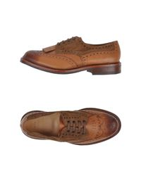 NDC | Brown Lace-up Shoes for Men | Lyst
