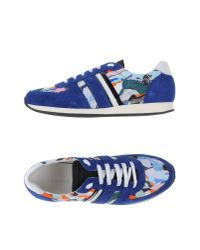 Carven - Blue Low-tops & Trainers for Men - Lyst