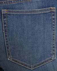 Marc By Marc Jacobs Jeans - Uptown Stretch Ella Skinny In Vintage Blue