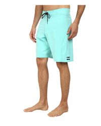 Billabong | Green All Day Solid Boardshort for Men | Lyst