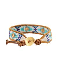 Chan Luu - Multicolor Turquoise Mix Beaded Bracelet - Lyst