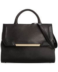 Calvin Klein - Black Claudia Shopper - Lyst