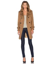 Sincerely Jules - Brown Camille Trench Coat - Lyst