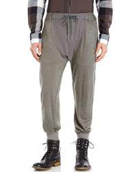 Nicholas K - Gray Granite Orson Jogger Pants for Men - Lyst