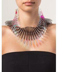 Sarah Angold Studio   Metallic 'Dragon Duplice' Necklace   Lyst