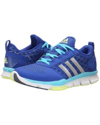 Adidas | Blue Speed Trainer 2 | Lyst