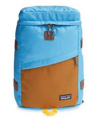 Patagonia | Blue 'toromiro' Backpack for Men | Lyst