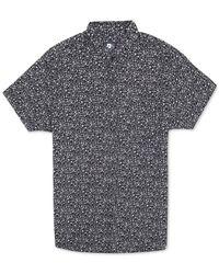 Rip Curl | Black Flower Time Shirt for Men | Lyst