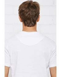 Forever 21 | White Bread And Boxers Relaxed V-neck Tee for Men | Lyst