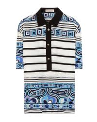 Emilio Pucci - Multicolor Silk Shirt - Lyst