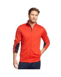 Under Armour Red Reflex Mesh Jacket for men