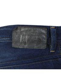 DIESEL Blue Krayver Jeans Dark for men