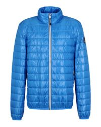 Napapijri | Blue Short Jacket for Men | Lyst