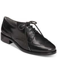 Aerosoles | Black Accomplishment Oxfords | Lyst
