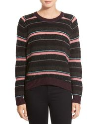 J Brand | Multicolor 'ramona' Stripe Sweater | Lyst
