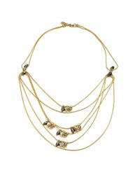 Alexis Bittar | Metallic Phoenix Rocky Multi-strand Necklace You Might Also Like | Lyst