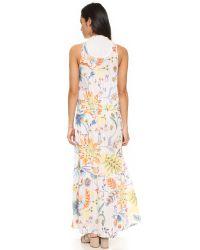 Banjanan | Multicolor Oak Maxi Dress | Lyst