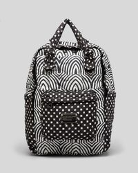 Marc By Marc Jacobs Multicolor Backpack Pretty Nylon Knapsack