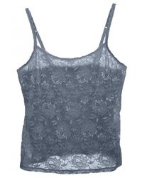 Cosabella White Never Say Never Extended Lace Camisole