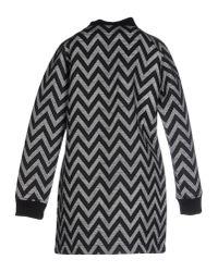Numph - Black Full-length Jacket - Lyst