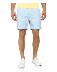 Wesc | Blue Benos Shorts for Men | Lyst