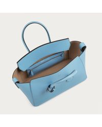 Bally Blue Sommet Medium
