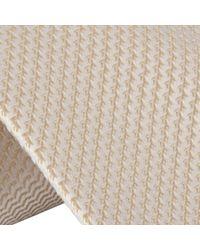 John Lewis Natural Semi Plain Tie for men