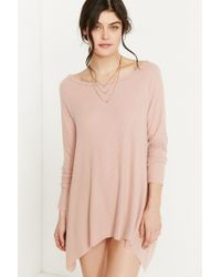 Project Social T | Pink Haddie Top | Lyst