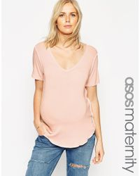 ASOS - Pink Forever Tee - Lyst