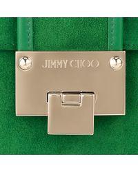 Jimmy Choo Green Rebel