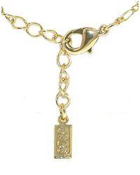1928 - Multicolor Teardrop Bobble Necklace - Lyst
