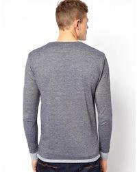 Junk De Luxe | Blue Sweat Adrian for Men | Lyst