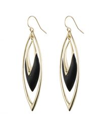 Alexis Bittar | Black Orbiting Wire Earring You Might Also Like | Lyst