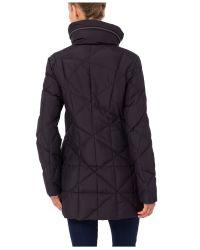 Basler Black Padded Short Coat