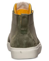 Adidas Green Men'S Army Tr Chukka Casual Sneakers From Finish Line for men