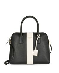 Kate Spade | Black Cameron Street Racing Stripe Margot Bag | Lyst