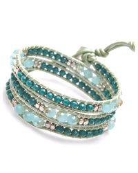 Nakamol | Multicolor First Element Wrap-Amazonite | Lyst