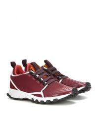 Adidas By Stella McCartney - Purple Adizero Xt Sneakers - Lyst