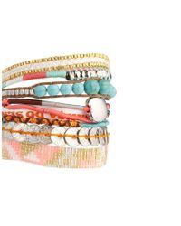 Hipanema - Multicolor Sunset Friendship Bracelet - Lyst